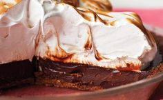 Coffee S'mores Pie / Ditte Isager