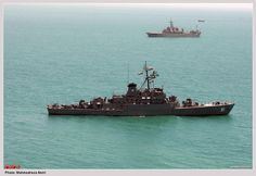 Iranian Navy re-launches upgraded Bayandor destroyer,armed with 76mm & 40mm canons,surface-to-surface Nour(Light) missile,Qader(Mighty)missile & long-range Qadr (Magnitude) missile systems as part of its modernisation programme.Fitted with missile, torpedo, artillery, sonar and other information and communication systems, the vessel is expected to be deployed in the next few days or months off the Pacific, Southern Indian or Atlantic Oceans.