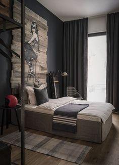 Mens Bedroom Interior Design Steve Stevenburrows3 On Pinterest