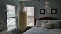 Studio 5 - How to Make an Oversized Dream Catcher    Im making this for my bedroom and kids. Love it!