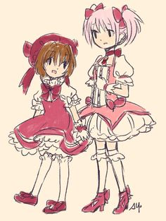 """elliphantom: Magic girls. """