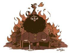 Poor Hagrid