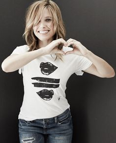 Exclusive: Sophia Bush Designed a T-Shirt for Joe Fresh (and It&#