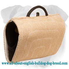 Professional #Jute #Bite #Developer for #English #Bulldog $59.90 | www.all-about-english-bulldog-dog-breed.com