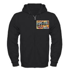 Little Rock Arkansas Zip Hoodie  $$  #arkansas #little_rock #hoodie #zip  http://www.cafepress.com/+arkansas-souvenirs+gifts