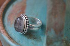 Boho Ring US size 7 1/4 Bohemian Ring Free People by Sonajewelry