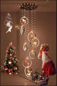 Christmas Animated Gif, Merry Christmas Poster, Merry Christmas Pictures, Christmas Scenery, Merry Christmas Wishes, Christmas Angels, Christmas Art, Christmas Greetings, Christmas Lights