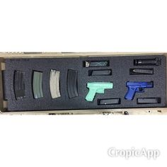 Eaton Tactical Innovations provides quality American-made tactical tools including hand-made knives & holsters and precision GUNFORMZ and GEARFORMZ Gun Case Inserts. Knife Holster, Iwb Holster, Pelican Case, Springfield Armory, Gun Cases, Smith Wesson, Tactical Knives, Firearms, Innovation