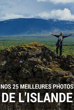 Nos 25 meilleures photos de l'Islande!