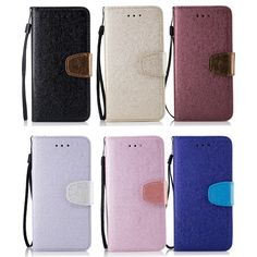 Silkworm pattern case for huawei honor 7 silicon cover leather flip for coque honor 7 phone accessories cases for honor7 fundas