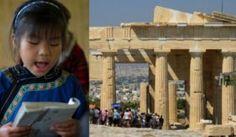 Μαθήτρια από την Κίνα συγκινεί με την αγάπη της για την Ελλάδα! - Έκτακτο Παράρτημα
