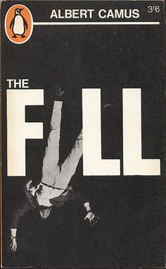 """""""The Fall, by Albert Camus. Penguin Books, Cover by Alexander Calder. Best Book Covers, Vintage Book Covers, Book Cover Art, Book Cover Design, Book Art, Vintage Books, Poster Vintage, Antique Books, The Fall Albert Camus"""