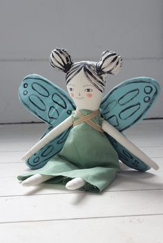 Azure Fairy Doll