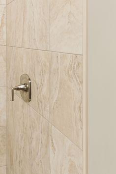Tiled Shower Edge ceramic shower curbs | radius shower curb | bathroom ideas
