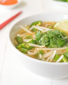 Classic Vegan Pho (Vietnamese Noodle Soup) Recipe - RecipeChart.com