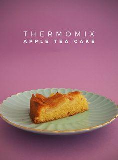 Thermomix Apple Tea Cake Recipe