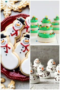 We've gathered more than 130  of our favorite cookies to create the Ultimate Guide to Holiday Cookies. From traditional or Adult Boozy and Gluten-Free or Vegan -- we've and even collected recipes for your favorite furry friends! We've definitely got something for everyone on your list. This is your one-stop resource for all things related to holiday cookie baking! #Christmas Cookies, #Holiday baking guide, #Kitchen Dreaming
