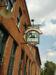 Indiana's oldest bar. Blues, good food, and friendly people