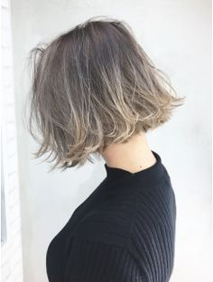 A year from now Short Bob Hairstyles, Pretty Hairstyles, Medium Hair Styles, Long Hair Styles, Asian Short Hair, Shot Hair Styles, Hair Arrange, Hair Reference, Love Hair