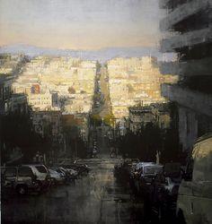 この世界を歩きたい。ジェレミー・マンが油彩で描く、美しすぎる都市風景 3