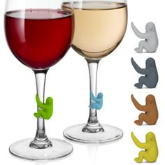 The slowest animal on earth may not immediately seem like the best fit for the courageous job of guarding your drink from tipsy party-goers. But... seeing that they would be no threat to actually d