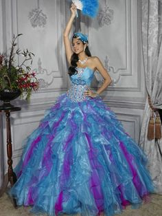 Quinceañera Dress - 26683 > Quinceanera Dress - Quinceanera Dresses - Quinceañera Collection