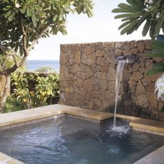 Small Pools Hot Tubs And On Pinterest