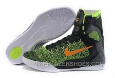 a4ee6941c8 Buy Cheap Nike Kobe 9 High 2015 Victory Green Black Mens Shoes Lastest JFDPE