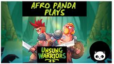 A let's play of the demo of Unsung Warriors. An upcoming action adventure indie game. Back Unsung Warriors on Kickstarter from the of January The . Pandas Playing, Game Calls, Indie Games, Afro, Action, Adventure Game, Youtube, Movie Posters, 2d