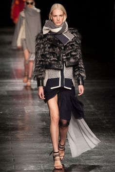 Prabal Gurung | The Best Looks From New York Fashion Week: Fall 2014