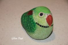 Painted Rocks by Gillian Floyd