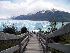 Perito Moreno Glaciar - El Calafate, Argentina.