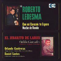 Cuatro Grandes del Bolero by Daniel Santos, Odilio Gonzàlez, Orlando Contreras & Roberto Ledesma