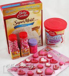 Supplies cupcake kit