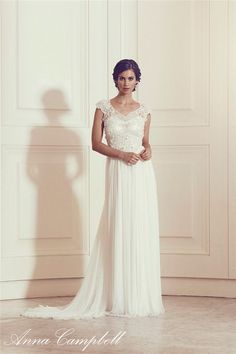 Anna Campbell Gossamer 2016 Wedding Dresses  d5dd6600a785
