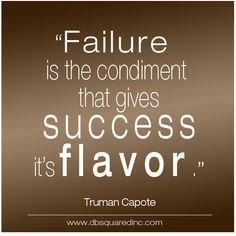 Truman Capote Quote On Failure And Success