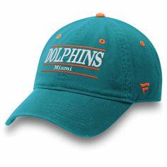 96ec82e129b3c7 Men's Miami Dolphins NFL Pro Line by Fanatics Branded Aqua Primary Bar  Adjustable Hat, Your Price: $21.99