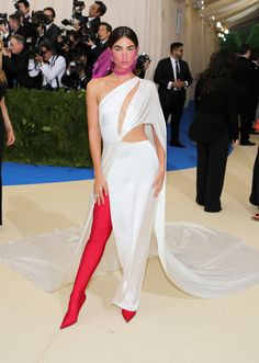 The Most Noteworthy Looks From The 2017 Met Gala +#refinery29