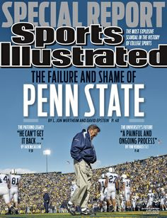 PENN STATE – NEWSWORTHY – Joe Paterno, College Football, Penn State