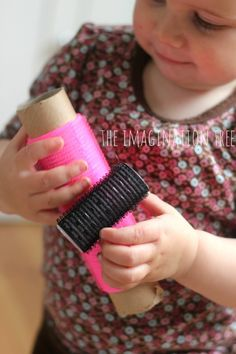 Baby and toddler tactile sensory play