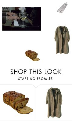 """""""je n'sais plus si j'existe"""" by panthalatta ❤ liked on Polyvore featuring Disney and Burberry"""