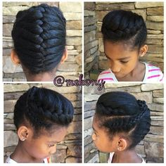 Black Natural Hairstyles 50 Updo Hairstyles For Black Women Ranging From Elegant To Eccentric