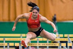 Priscilla Lopes-Schliep is just one of the contenders vying for a hurdles berth in London