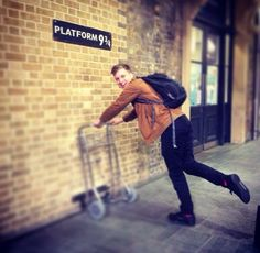 Off to Hogwarts LOVE THIS IT IS PERFECT!!!!!