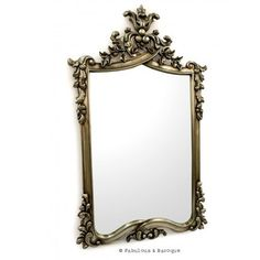I bet you could see vampires in this mirror.