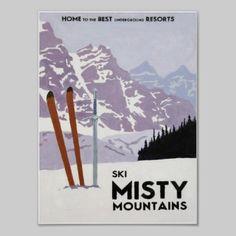 Ski Misty Mountains ;-) https://www.pinterest.com/lahana/lord-of-the-rings-lotr-the-hobbit/