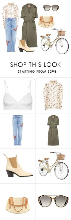 """""""Le Printemps Arrive à Paris"""" by bojana-petrevski ❤ liked on Polyvore featuring LUISA BECCARIA, Citizens of Humanity, Maggie Marilyn, Chloé, Louis Vuitton and Tom Ford"""