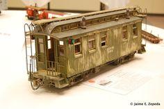"By Jamie E. Zapeda ""Maintenance of Way"" #model_railways - Narrow Perspective"