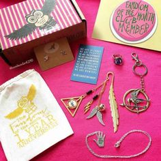 Fandom of the Month Club, $13  Subscription Boxes for Culture Vultures Buzzfeed