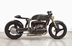 RocketGarage Cafe Racer: Skrunkwerks Salt Racer